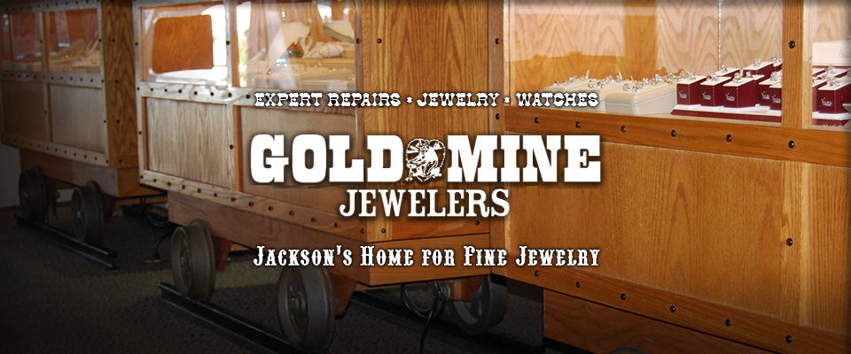 Homepage Banner - Gold Mine Jewelers
